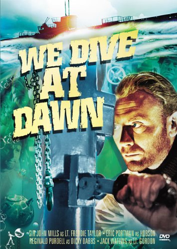Cover art for  We Dive At Dawn