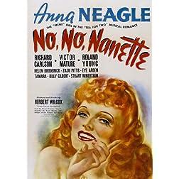 No, No, Nanette (1940)