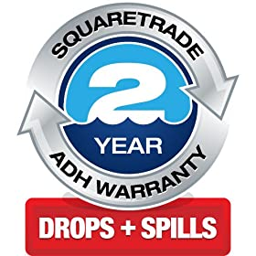 SquareTrade 2-Year Tablet Accidental Protection Warranty ($100-150)