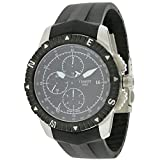 T-Navigator Automatic Black Dial Stainless Steel Men's Watch