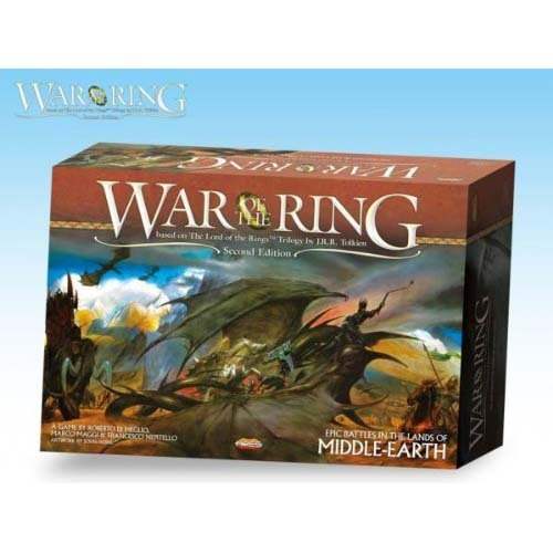 War of The Ring 2nd Edition (War Ring compare prices)