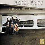 Beethoven : Quatuors à cordes Op. 18 n° 1 et Op. 127