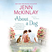 About a Dog Audiobook by Jenn McKinlay Narrated by Allyson Ryan