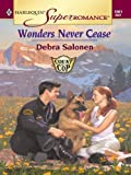 img - for Wonders Never Cease (Harlequin Super Romance) book / textbook / text book