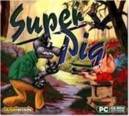 Casualarcade Games SUPERPIG Super Pig - 1