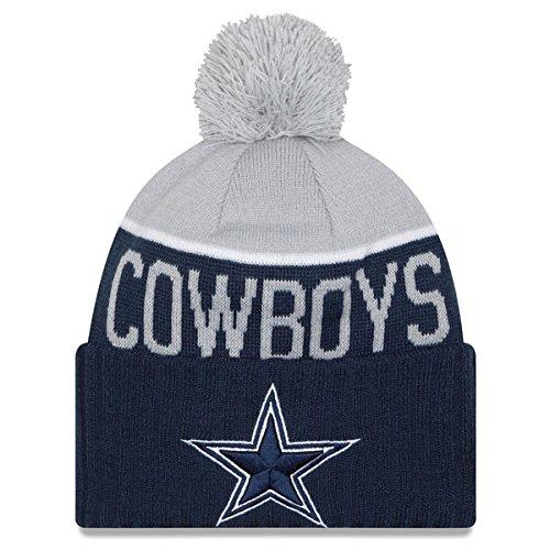 Dallas Cowboys Pom Hat Cowboys Hat With Pom Cowboys Pom
