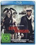 DVD Cover 'Lone Ranger [Blu-ray]