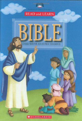 Read And Learn Bible back-1054094