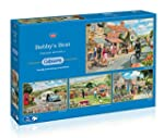 Gibsons Bobby's Beat Jigsaw Puzzles (...