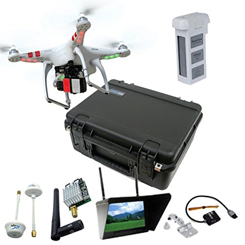 DJI Phantom 2 V2.0 FPV Bundle By Drones Made Easy