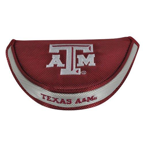 NCAA Texas A&M Aggies Golf Mallet Putter Cover