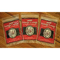 DeWied Natural Hog Casings - Home Pack Size - 3 Bags