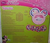 Disney Minnie Mouse Bow-Tique Sing with Me CD Player