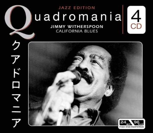 Quadromania by Jimmy Witherspoon