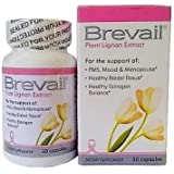 Brevail Plant Lignan Extract 30 Caps