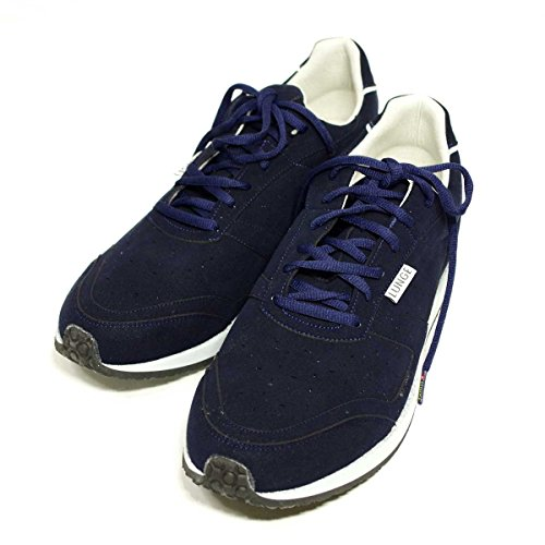 (ルンゲ) LUNGE ADAGIO[ウォーキングシューズ]Made in Germany Running Shoes[MARINE]9