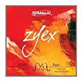 Daddario Zyex Bass G String 3/4 Lgt - Dz611 3/4L