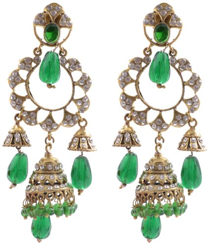 Niki Jewels Victoria Earring for women (White) (010 32 539)