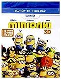 Minions [Blu-Ray]+[Blu-Ray 3D] [Region Free] (IMPORT) (No hay versi�n espa�ola)