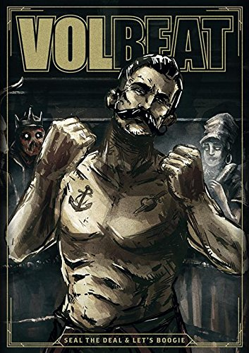Volbeat Seal The Deal & Let's Boogie Poster standard