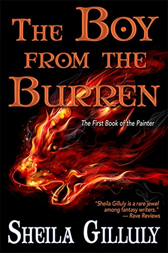 The Boy From the Burren: The First Book of the Painter (The Books of the Painter 1)