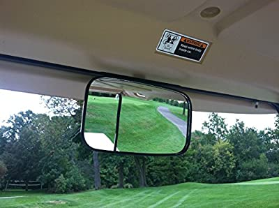 Rear View Mirror for Bobcat Skid Steer Heavy Equipment Dozer Tractor John Deer Deere Kubota Ford New Holland Case Volvo Others