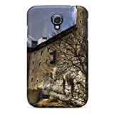 For VpK11119eJJH Bobolice Castle In Niegowa Pol Protective Case Cover Skin/galaxy S4 Case Cover