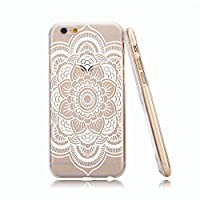 For Iphone 6 case, Let it be Free Henna Ojibwe Dream Catcher Ethnic Tribal Plastic Case Cover for Iphone 6 4.7 Inch Screen (Not for Iphone 6 Plus) by Let it be Free
