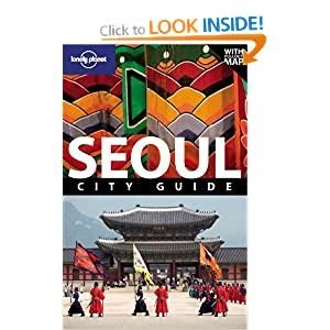 Lonely Planet Seoul (City Guide) Martin Robinson