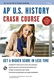 img - for AP  U.S. History Crash Course Book + Online (Advanced Placement (AP) Crash Course) 3rd , Revis edition by Krieger, Larry, Feldmeth, Gregory, Advanced Placement, US Hi (2015) Paperback book / textbook / text book