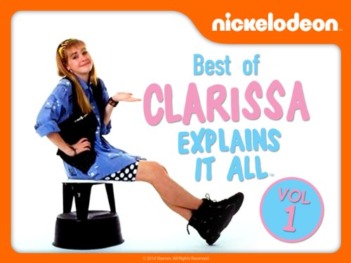 Clarissa Explains It All Volume 1