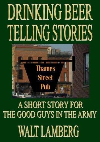 Book: Drinking Beer Telling Stories by Walt Lamberg