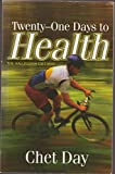 img - for Twenty-One Days to Health The Hallelujah Diet Way book / textbook / text book