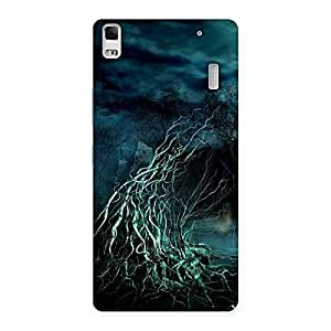 Gorgeous Tree Horror Back Case Cover for Lenovo A7000