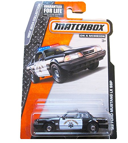 Matchbox - MBX 2014 Collection - '93 Ford Mustang LX SSP
