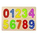 Goki - 2041620 - Puzzle En Bois � Enc...