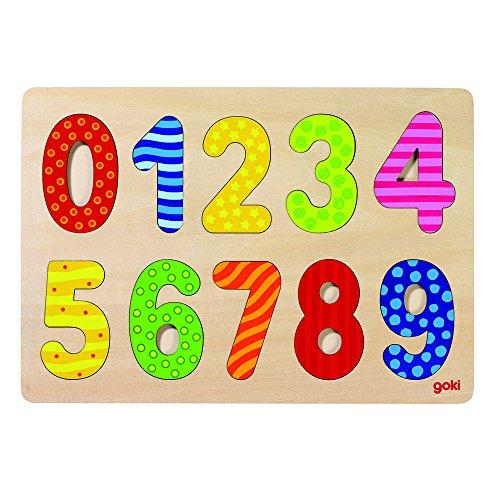 GoKi - Puzzle de 10 piezas (57574)