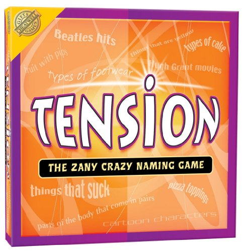 Tension The Zany Crazy Naming Game