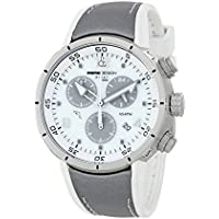 Momo Design Diver Pro Chronograph Womens Watch (Stainless Steel)