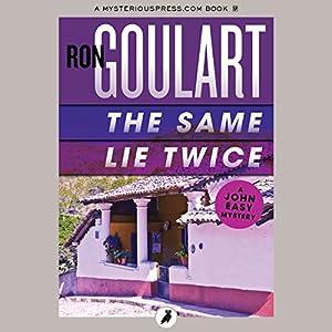 The Same Lie Twice Audiobook