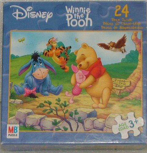 Disney, Winnie the Pooh 24 Piece Puzzle. - 1