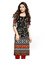 SayShopp Fashion New Arrived Kurti (K-02_Multicolor_Free Size)