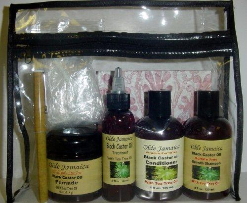 Jamaican Black Castor Oil Hair Growth & Maintenance