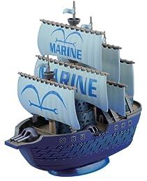 ワンピース 偉大なる船 (グランドシップ) コレクション 海軍軍艦 (From TV animation ONE PIECE)