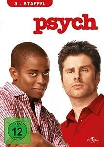 Psych - 3. Staffel [4 DVDs]