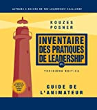 LPI Facilitator's Guide Binder Set (French Translation) (0470154624) by Kouzes, James M.