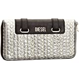 Diesel Screenstars Granato Purse Silver/Black X01622PS938H1130
