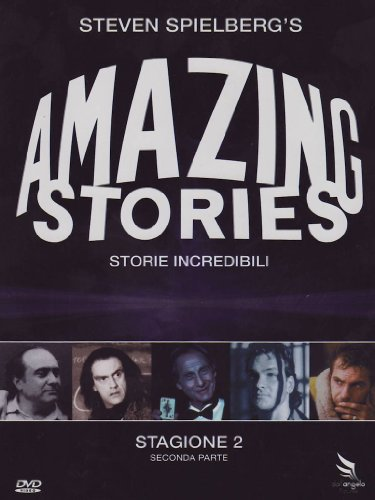 Amazing Stories - Storie Incredibili - Stagione 02 #02 (3 Dvd)