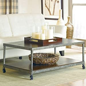 Phenomenal O Deals Hammary Structure Rectangular Cocktail Table With Machost Co Dining Chair Design Ideas Machostcouk