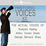 Historic Voices XII | Saland Publishing